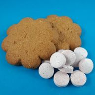 Christmas Ginger Xylitol Pastilles, 100 g to 1 kg.