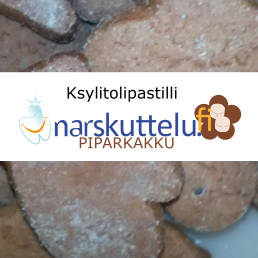 Christmas Ginger Xylitol Pastilles, 100 g to 10 kg.